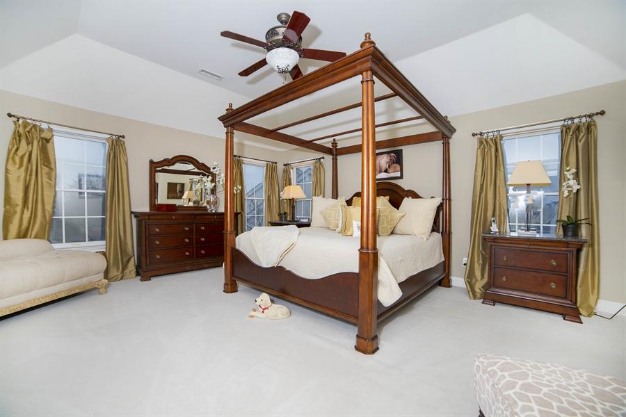 Real Estate Photography - 8 Kentshire Ct, Wilmington, DE, 19807 - All Bedrooms have Ample Closet Space