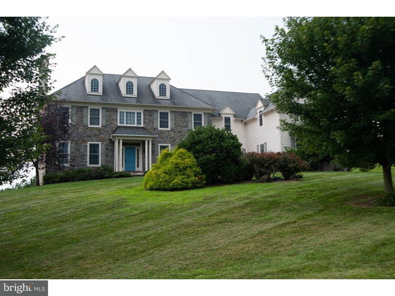 Real Estate Photography - 102 Wyndham Hill Dr, Kennett Square, PA, 19348 - Main Front