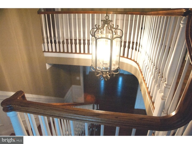 Real Estate Photography - 102 Wyndham Hill Dr, Kennett Square, PA, 19348 - Second Floor Foyer