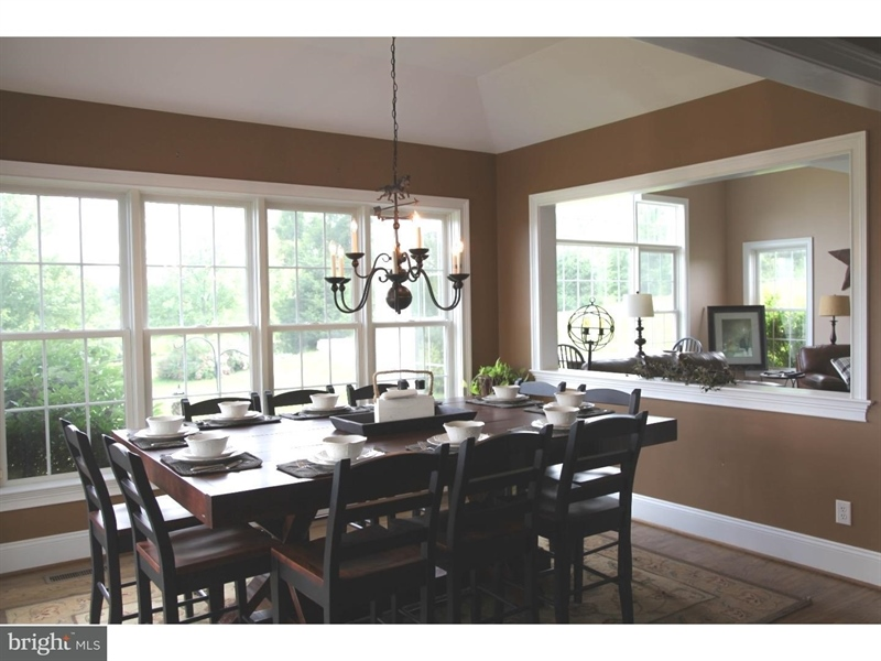 Real Estate Photography - 102 Wyndham Hill Dr, Kennett Square, PA, 19348 - Kitchen Dining