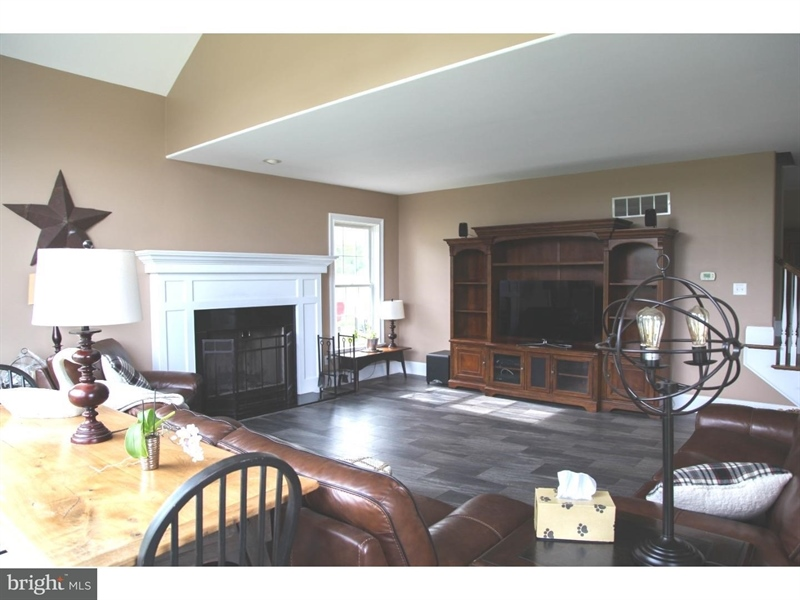 Real Estate Photography - 102 Wyndham Hill Dr, Kennett Square, PA, 19348 - Family Room