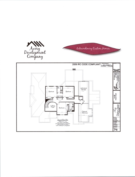 Real Estate Photography - 105 Avery Rd, Kennett Square, PA, 19348 - Second Floor Plan