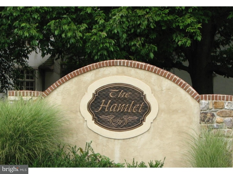 Real Estate Photography - 105 Avery Rd, Kennett Square, PA, 19348 - Entrance to The Hamlet