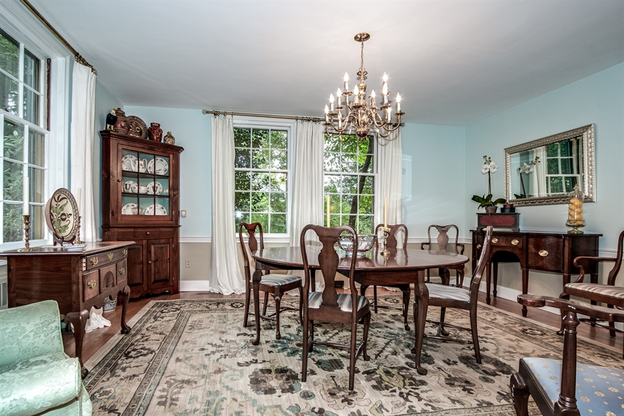 Real Estate Photography - 3202 Swarthmore Rd, Wilmington, DE, 19807 - Formal Dining Room
