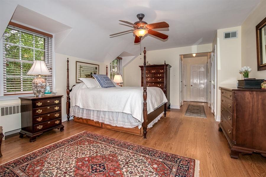 Real Estate Photography - 3202 Swarthmore Rd, Wilmington, DE, 19807 - Master Bedroom