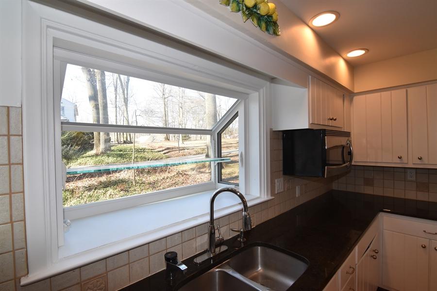 Real Estate Photography - 2 Galaxy Dr, Newark, DE, 19711 - Herb kitchen window