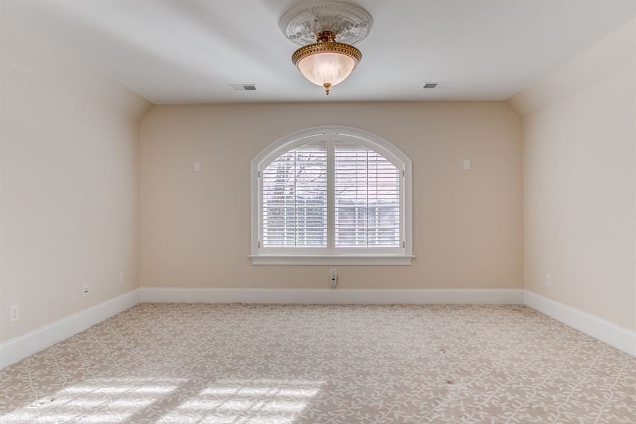 Real Estate Photography - 400 Woodale Dr, Kennett Square, PA, 19348 - Master Sitting Room