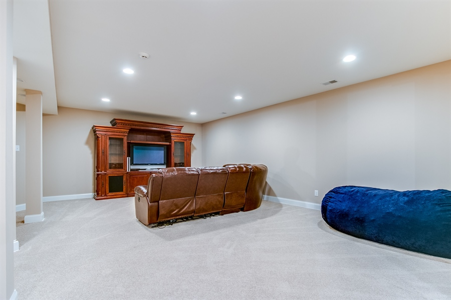 Real Estate Photography - 400 Woodale Dr, Kennett Square, PA, 19348 - 2nd Family Room