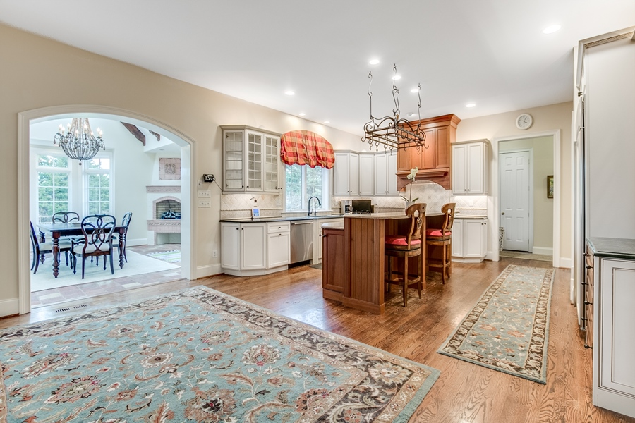 Real Estate Photography - 400 Woodale Dr, Kennett Square, PA, 19348 - Kitchen