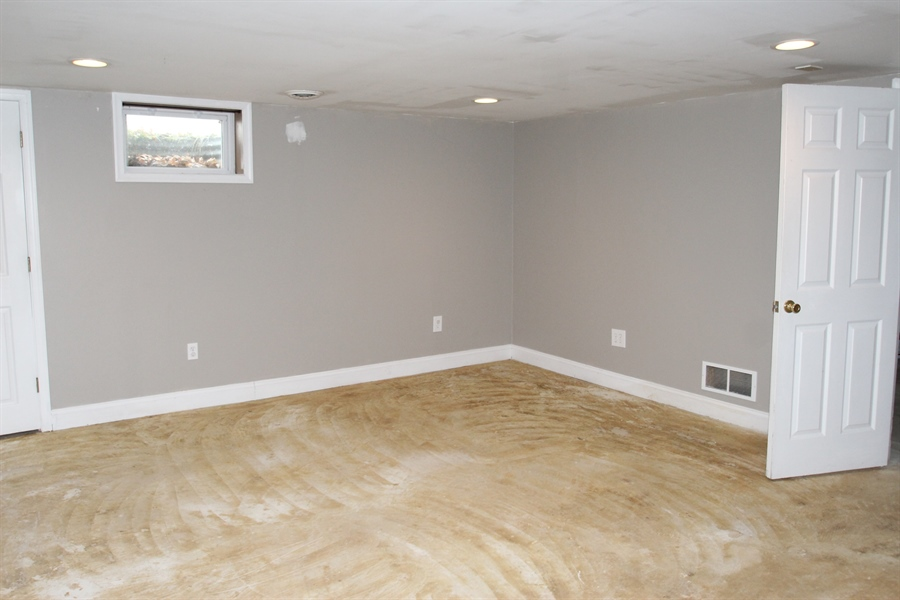 Real Estate Photography - 127 Jarmon Rd, Elkton, MD, 21921 - Family Room just waiting for your finishing touche