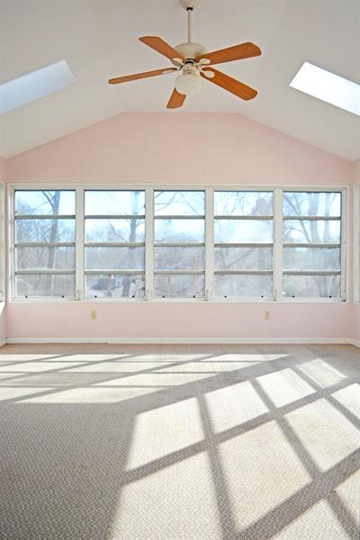 Real Estate Photography - 102 Rhett Ct, Elkton, MD, 21921 - Sun Room