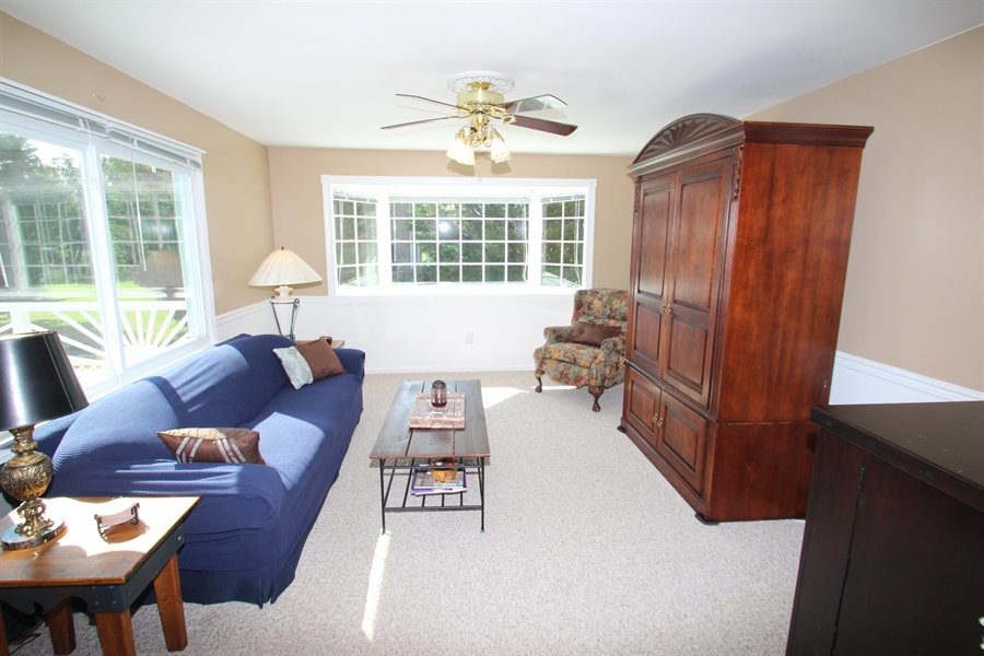 Real Estate Photography - 140 Brookview Loop, Elkton, MD, 21921 - Family Room
