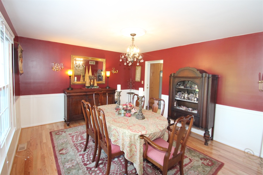 Real Estate Photography - 140 Brookview Loop, Elkton, MD, 21921 - Dining Room