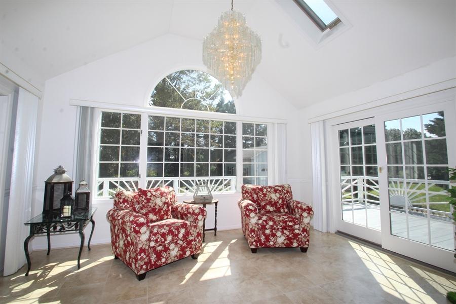 Real Estate Photography - 140 Brookview Loop, Elkton, MD, 21921 - Sunroom