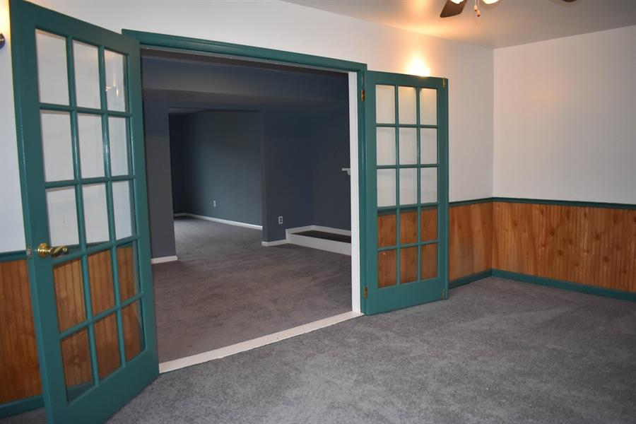 Real Estate Photography - 1267 S Farmview Dr, Dover, DE, 19904 - Florida Room French Doors