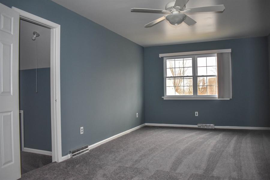 Real Estate Photography - 1267 S Farmview Dr, Dover, DE, 19904 - Master Bedroom w/Bonus Closet/Nursery/Office,etc