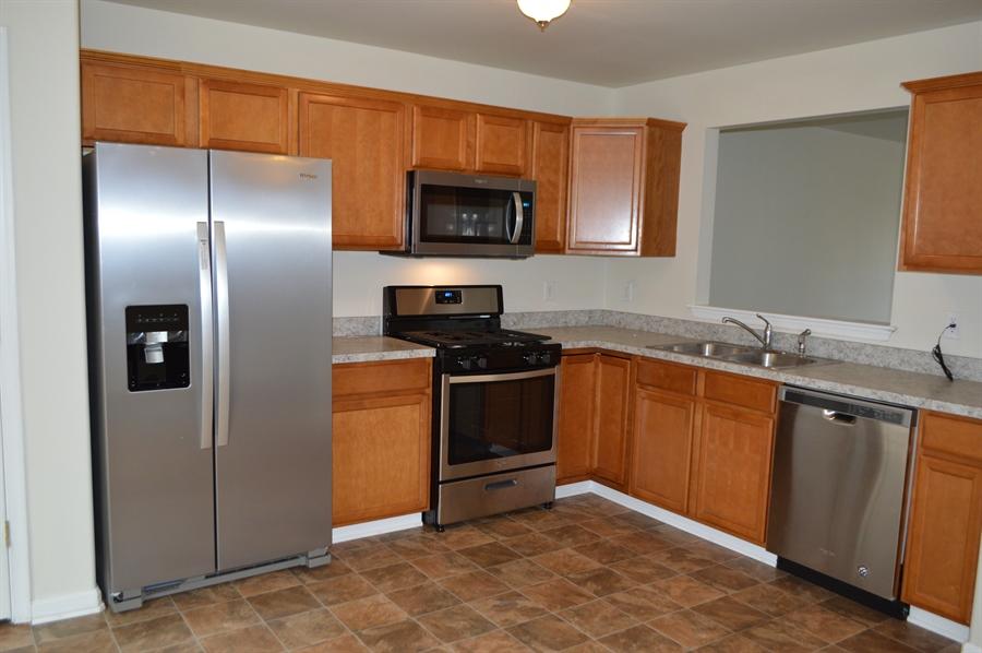 Real Estate Photography - 149 Ben Boulevard, Elkton, DE, 21921 - New stainless Whirlpool appliances