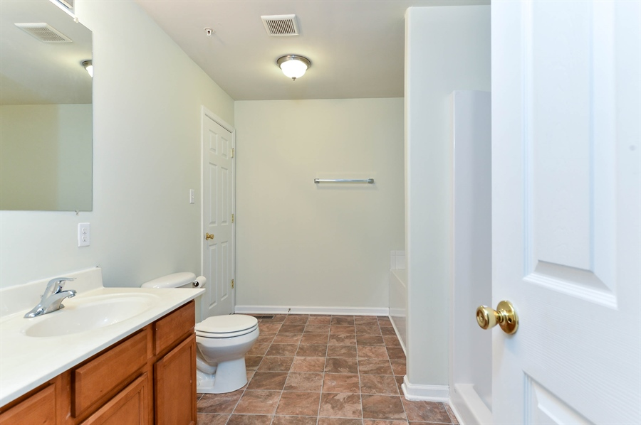 Real Estate Photography - 149 Ben Boulevard, Elkton, DE, 21921 - Spacious bath, double bowl vanity