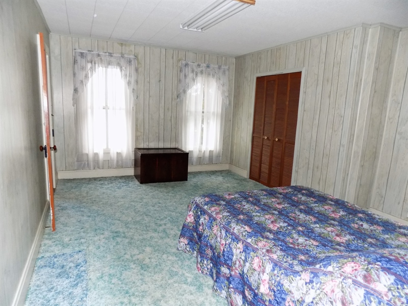 Real Estate Photography - 529 Biddle St, Chesapeake City, MD, 21915 - Bedroom