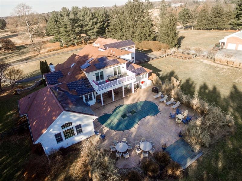 Real Estate Photography - 312 Longwood Road, Kennett Sqaure, DE, 19348 - Location 5
