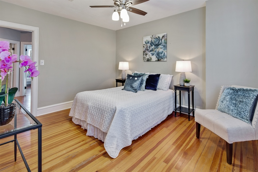 Real Estate Photography - 1324 Shallcross Ave, Wilmington, DE, 19806 - Beautiful wood flooring