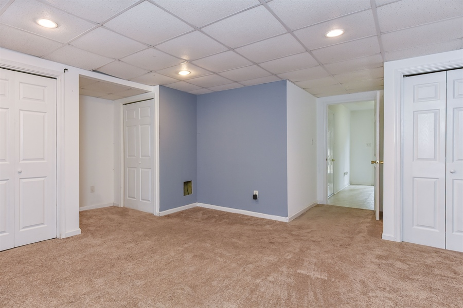Real Estate Photography - 51 Mule Deer Ct, Elkton, MD, 21921 - Family Room, playroom, crafts? Your choice.