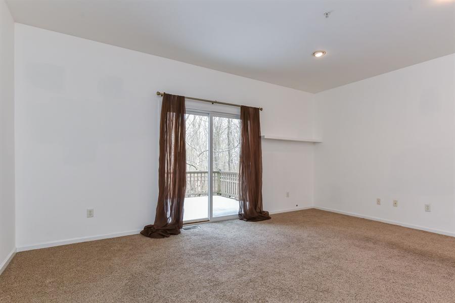 Real Estate Photography - 51 Mule Deer Ct, Elkton, MD, 21921 - Main floor, Living Room, 20 x 15, NEW slider