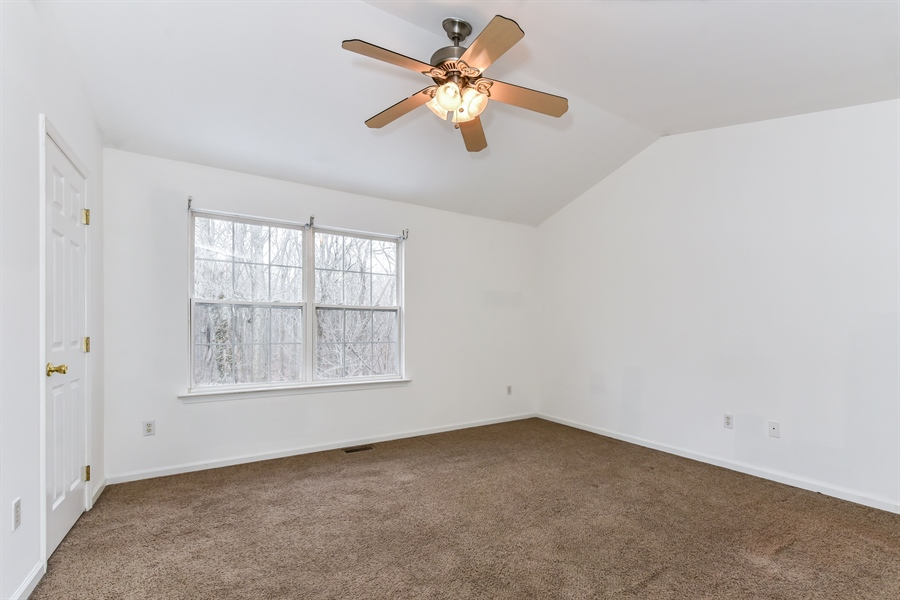 Real Estate Photography - 51 Mule Deer Ct, Elkton, MD, 21921 - Master Bedroom, 15 x 13, cathedral ceiling