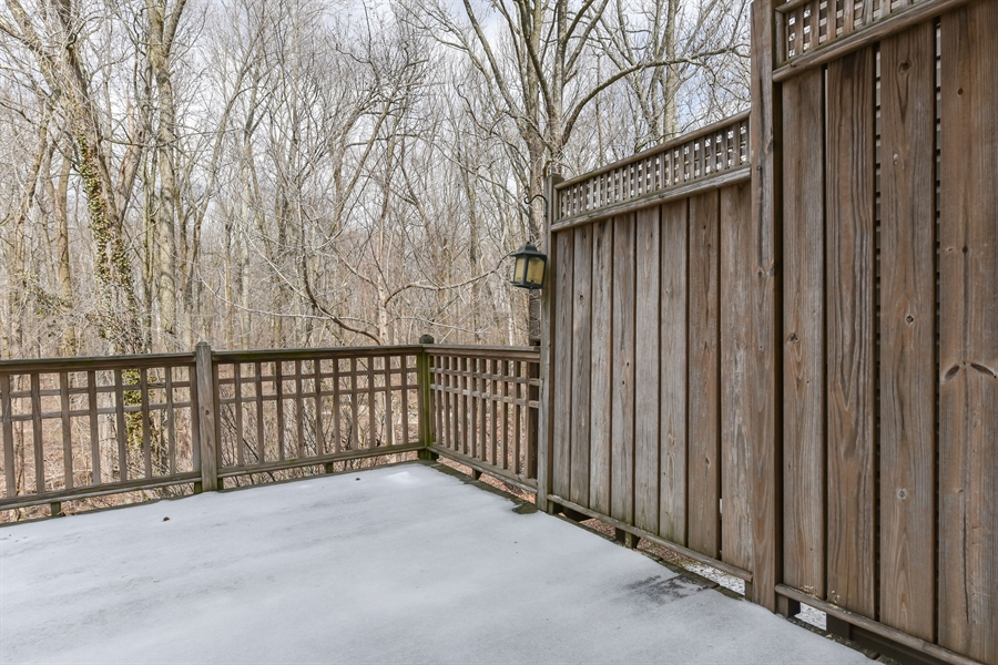 Real Estate Photography - 51 Mule Deer Ct, Elkton, MD, 21921 - The wooded area is more appealing when it's GREEN