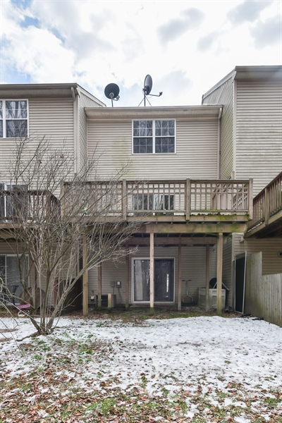 Real Estate Photography - 51 Mule Deer Ct, Elkton, MD, 21921 - View from the rear.