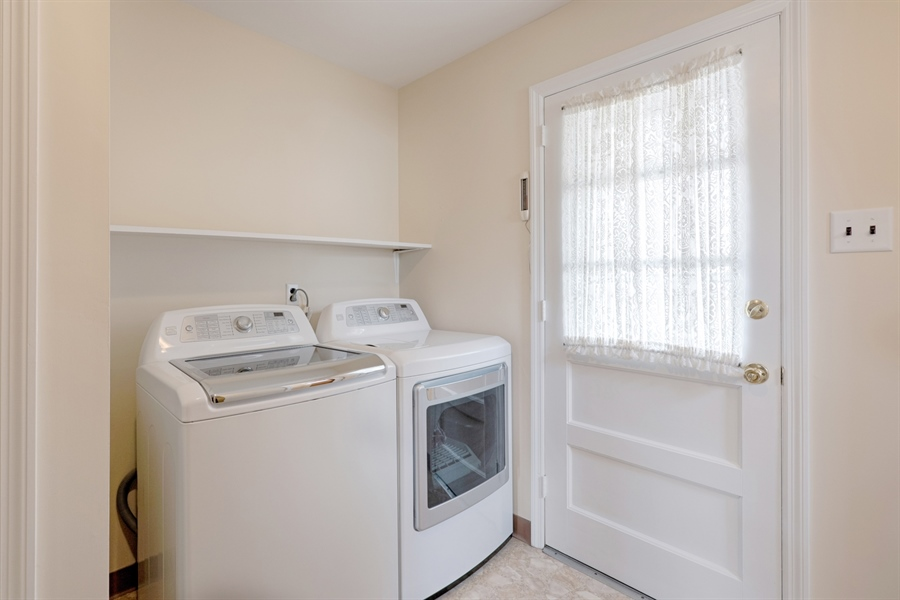 Real Estate Photography - 25 Kennedy Blvd, Elkton, MD, 21921 - LAUNDRY ROOM