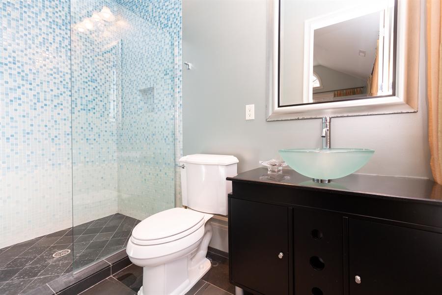 Real Estate Photography - 703 Scarborough Ave, Rehoboth Beach, DE, 19971 - Bedroom #3- Full Bath