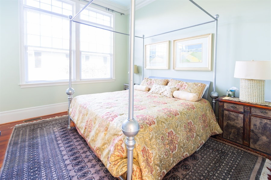 Real Estate Photography - 703 Scarborough Ave, Rehoboth Beach, DE, 19971 - Main Level -Bedroom #1