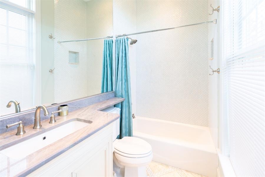 Real Estate Photography - 703 Scarborough Ave, Rehoboth Beach, DE, 19971 - Main Level Full Bath