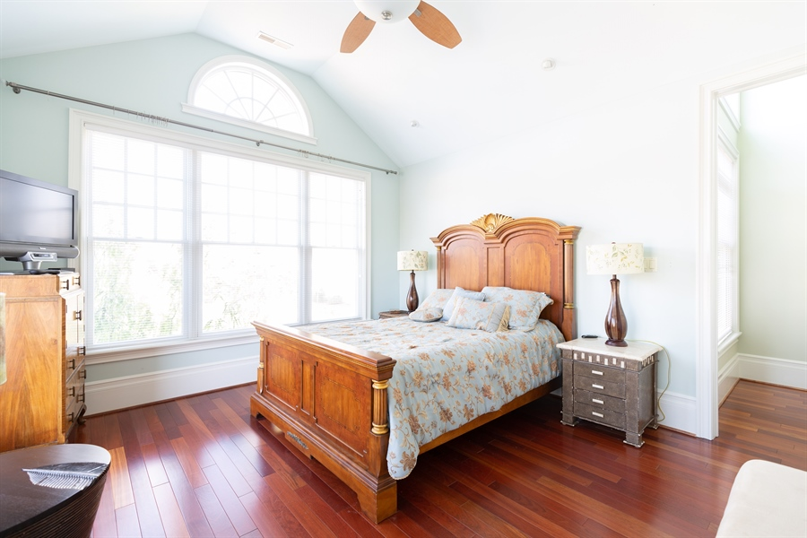 Real Estate Photography - 703 Scarborough Ave, Rehoboth Beach, DE, 19971 - Upper Level-Bedroom #3