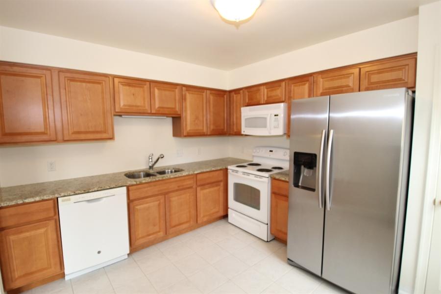 Real Estate Photography - 116 Steven Ln, Wilmington, DE, 19808 - Kitchen with granite