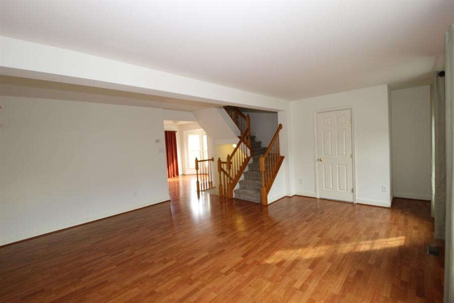 Real Estate Photography - 116 Steven Ln, Wilmington, DE, 19808 - Open floor plan living room
