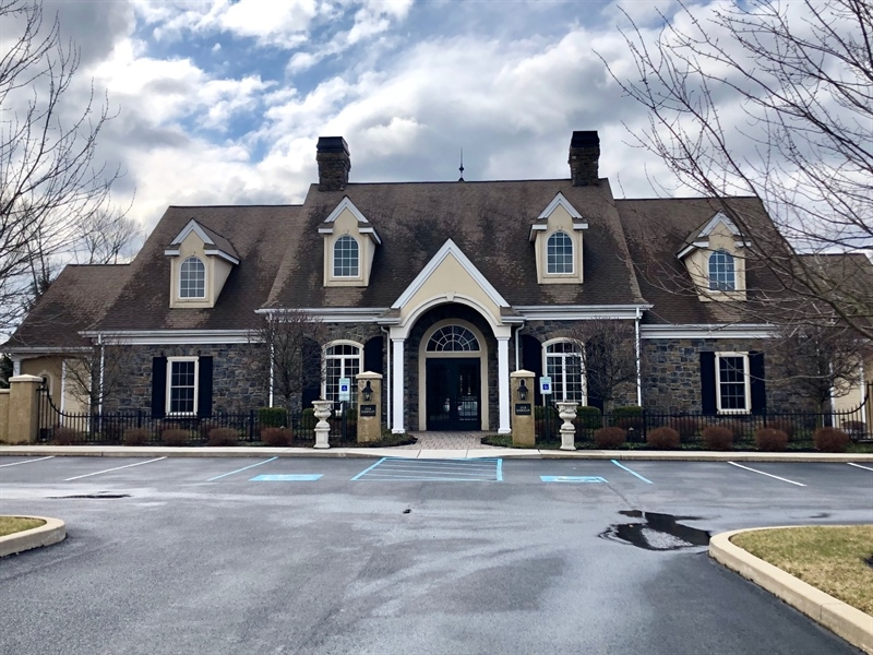 Real Estate Photography - 109 Crescent Rd, Landenberg, PA, 19350 - Clubhouse & Fitness Center