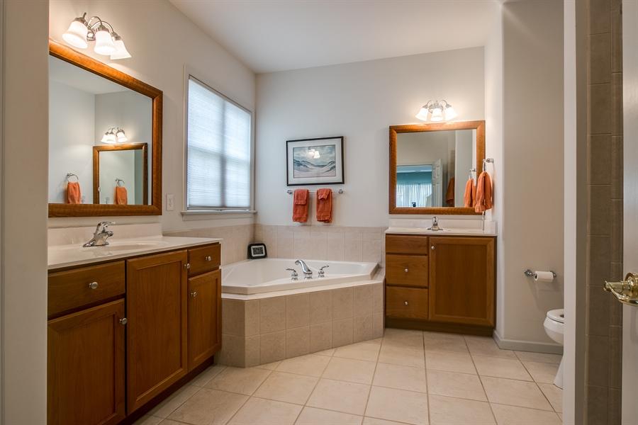 Real Estate Photography - 109 Crescent Rd, Landenberg, PA, 19350 - Owner's Bath