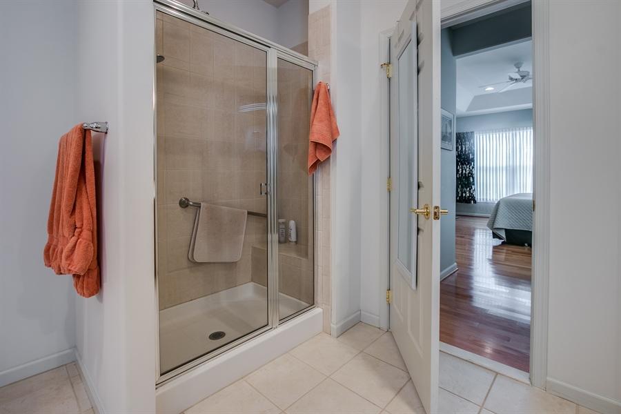 Real Estate Photography - 109 Crescent Rd, Landenberg, PA, 19350 - Large Shower