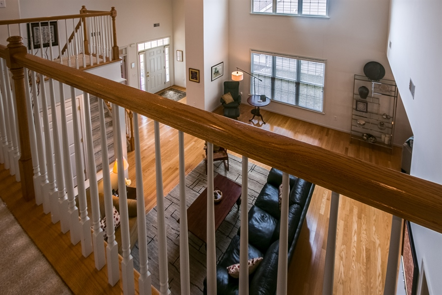Real Estate Photography - 109 Crescent Rd, Landenberg, PA, 19350 - View from Loft