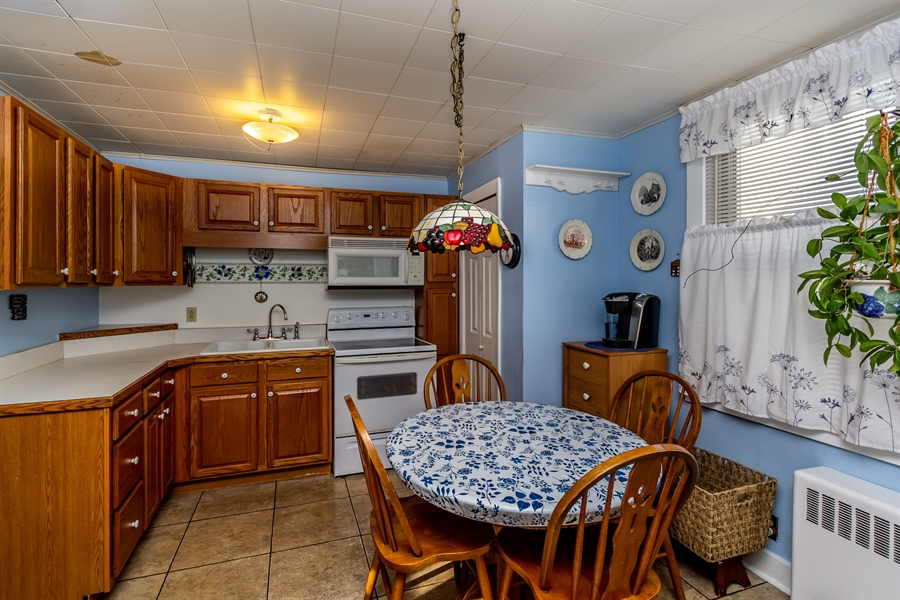 Real Estate Photography - 229 W Main St, Elkton, MD, 21921 - Kitchen