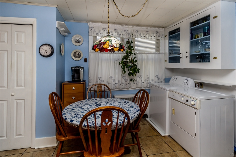 Real Estate Photography - 229 W Main St, Elkton, MD, 21921 - Kitchen w/Laundry