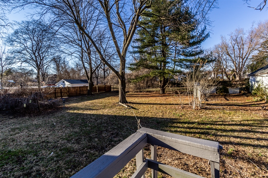 Real Estate Photography - 229 W Main St, Elkton, MD, 21921 - Rear Yard