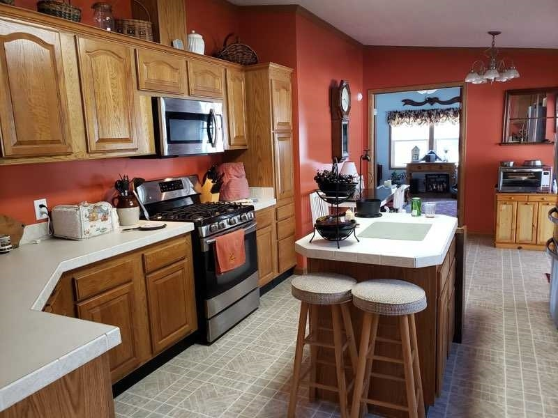 Real Estate Photography - 537 Wynn Wood Cir, Camden Wyoming, DE, 19934 - Kitchen