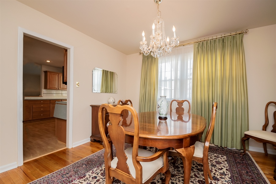 Real Estate Photography - 947 Rahway Dr, Newark, DE, 19711 - Dining Room