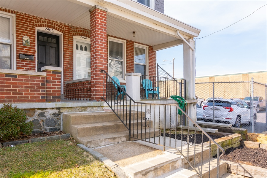 Real Estate Photography - 2408 W 6th St, Wilmington, DE, 19805 - Location 1