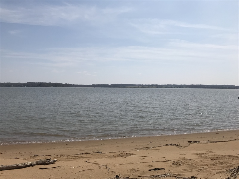 Real Estate Photography - Lot 18 Greenhaven Drive, Elkton, DE, 21921 - Relax right on the private beach