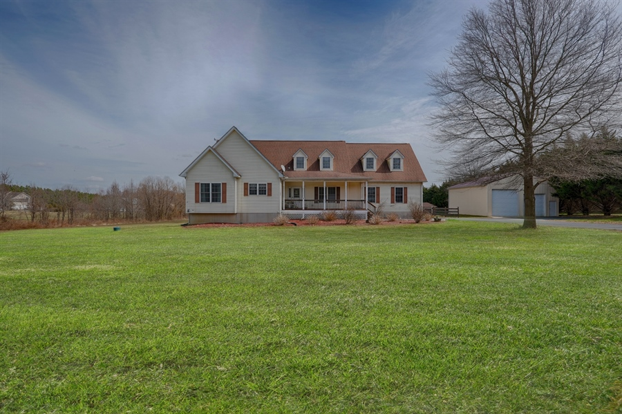 Real Estate Photography - 70 Stoney Battery Rd, Earleville, MD, 21919 - POLE BARN 32 X 34