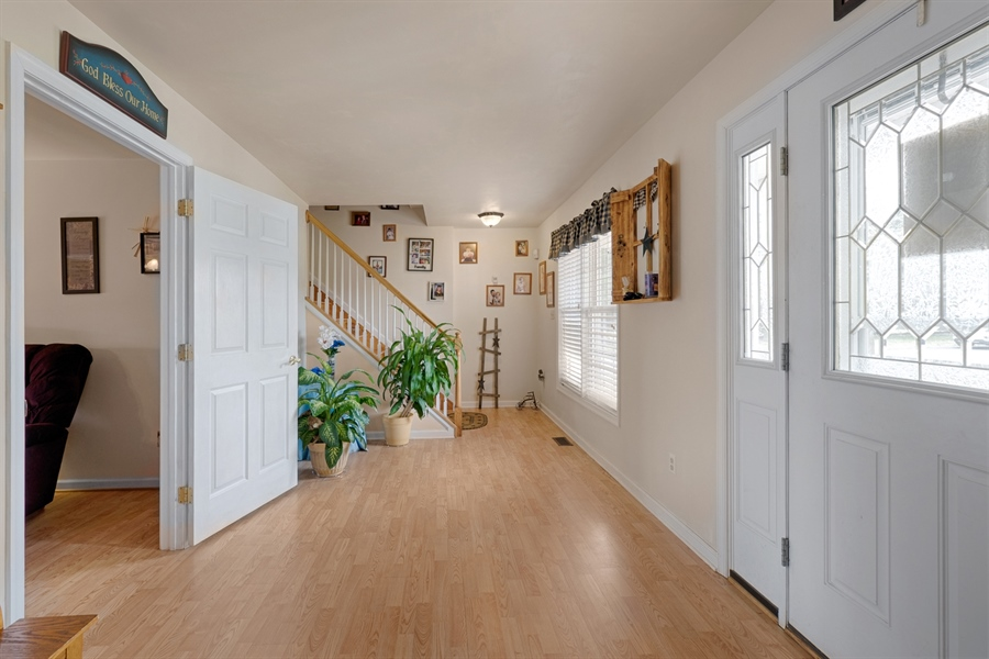 Real Estate Photography - 70 Stoney Battery Rd, Earleville, MD, 21919 - SPACIOUS FOYER, SUNNY!